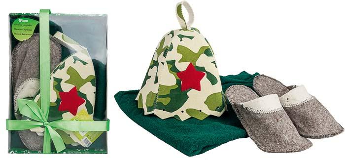 Набор шапка армейская