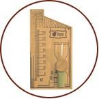 Термометры и часы